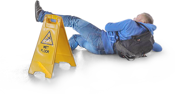 Image result for slip and fall png