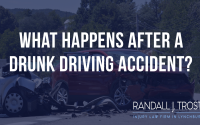 What Happens After a Drunk Driving Accident