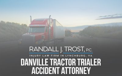 Danville Tractor Trailer Accident Attorney