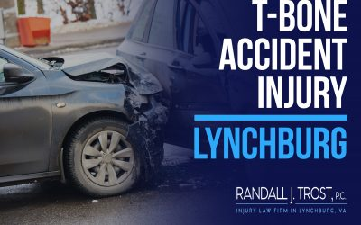 T-Bone Accident Injury Lynchburg, VA